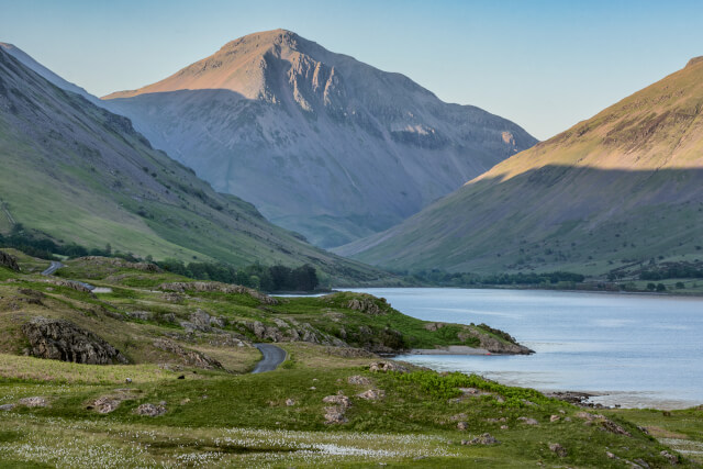great gable mountain lakes