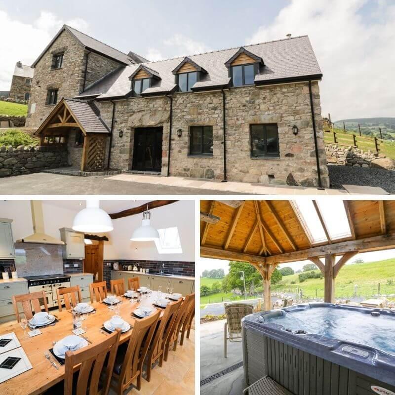 Tyn Y Celyn Isaf cottage