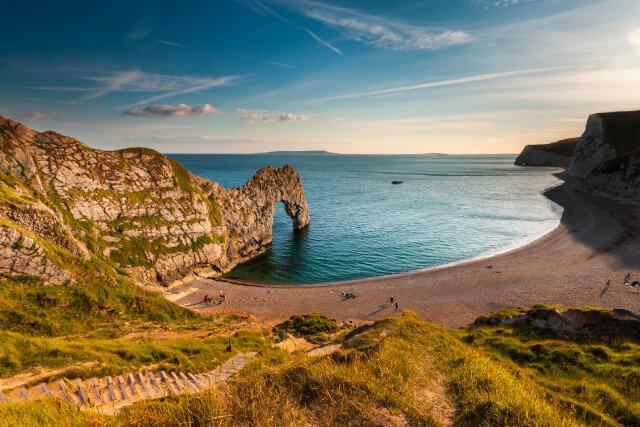 Dorset beach