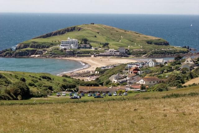 Bigbury-on-Sea and Burgh Island