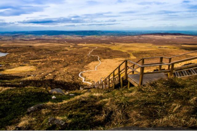 Cuilcagh Legnabrocky Trail