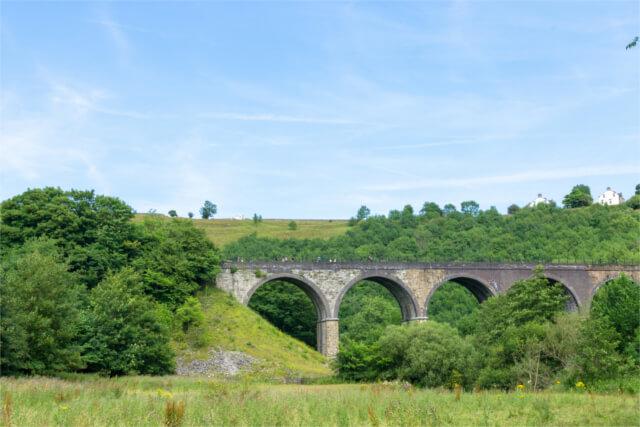 Headstone Viaduct on the Monsal Dale