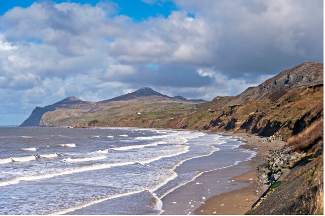 Image of Nefyn Gwynedd in North Wales