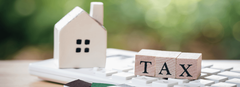 Holiday home property tax