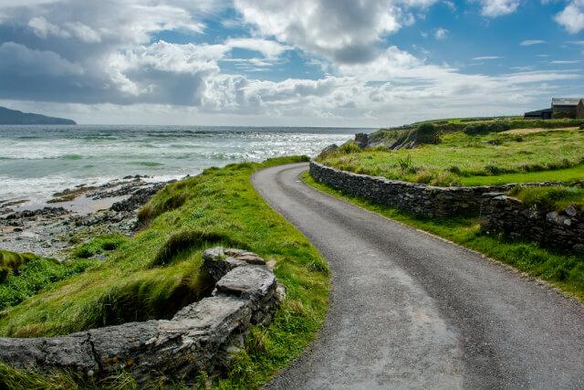The Dingle Way, Ireland