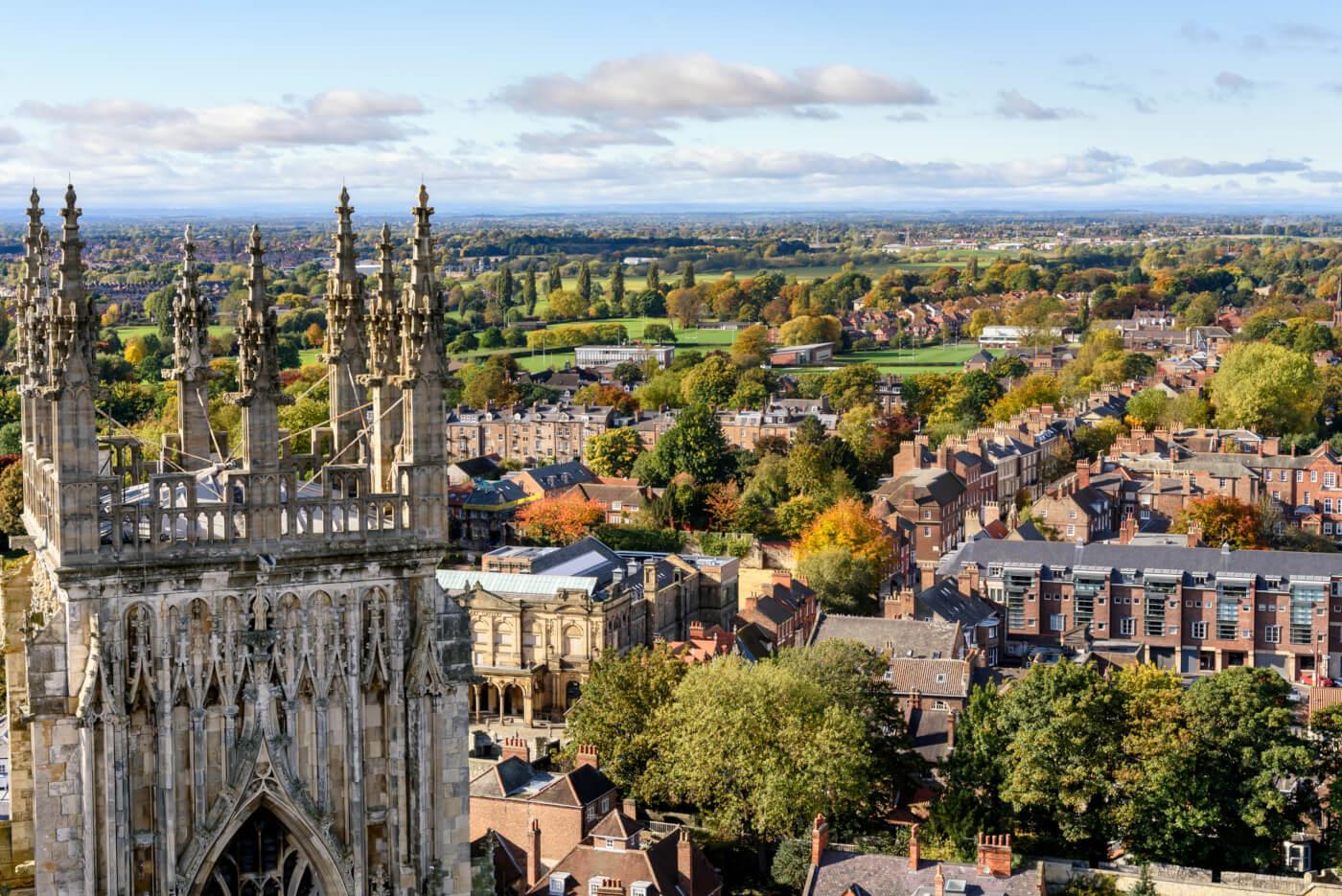Views of York