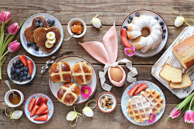 easter breakfast banquet