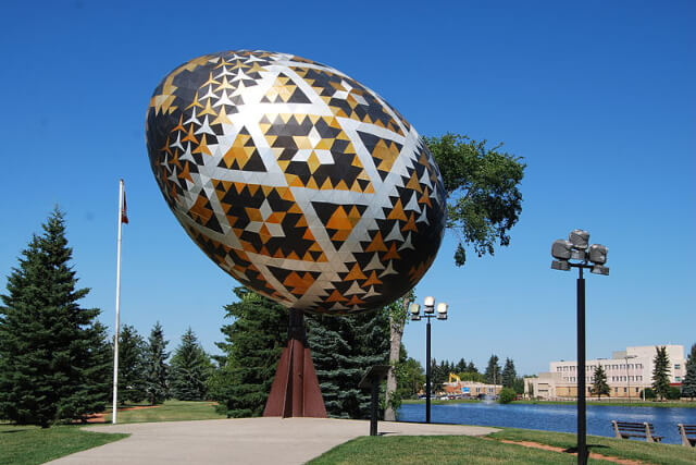 world's largest easter egg