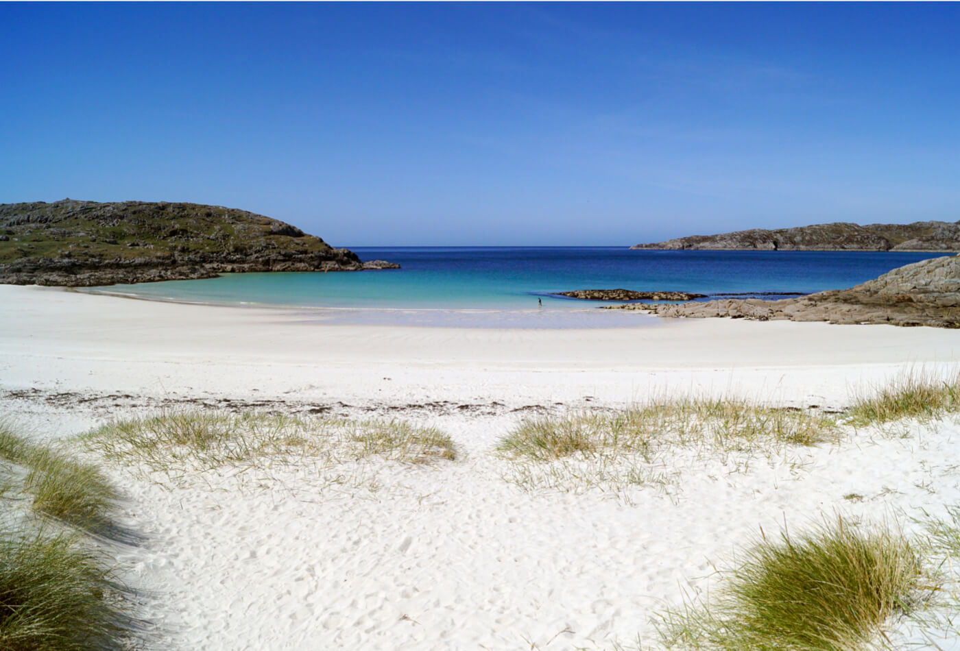 Achmelvich Beach, Scottish Highlands