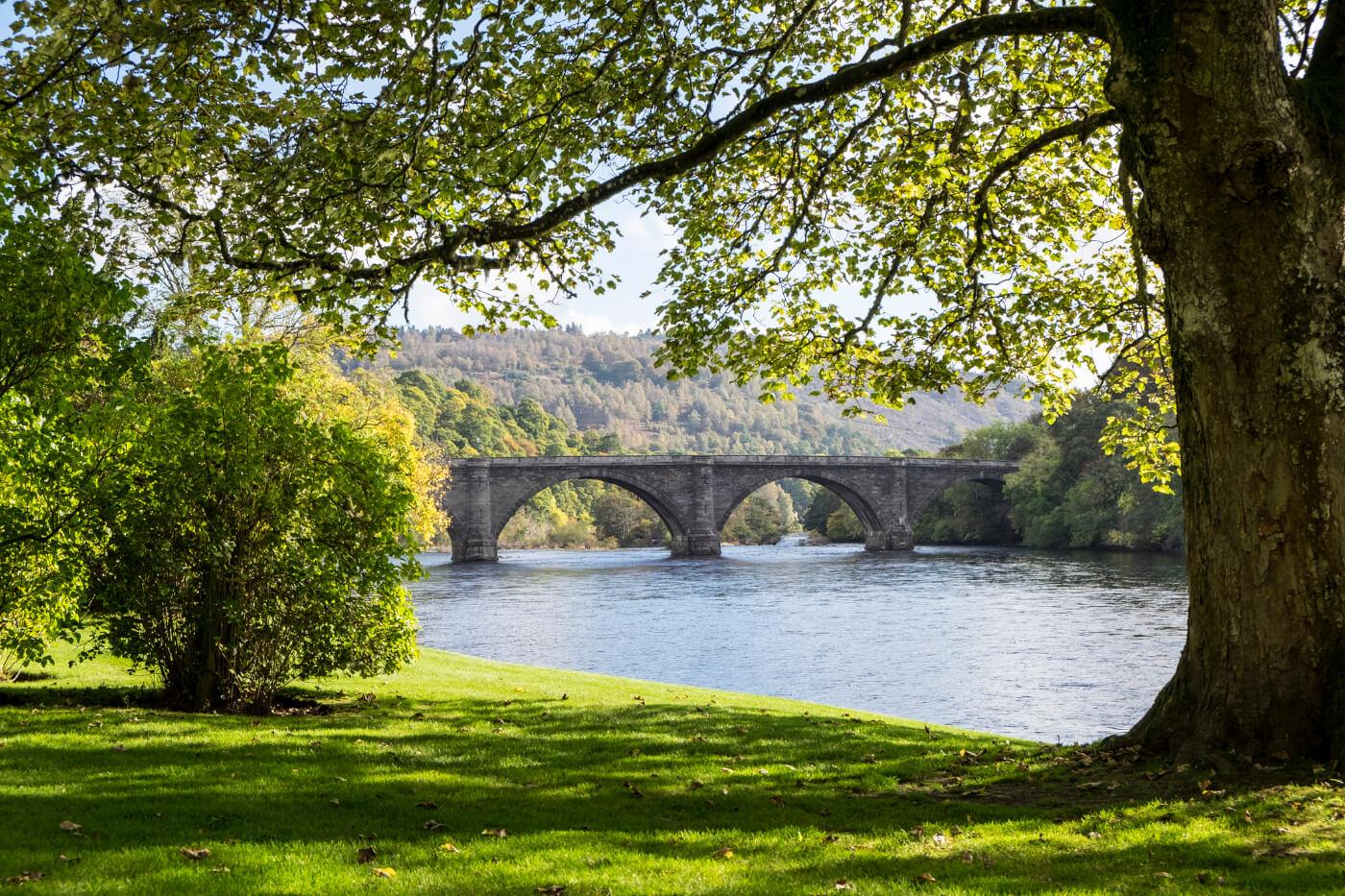 River Tay,Perthshire