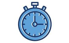 stopwatch take time