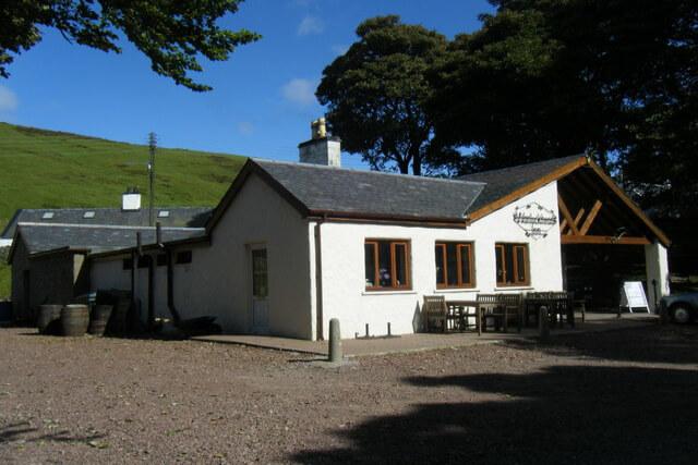 Wanlockhead Inn