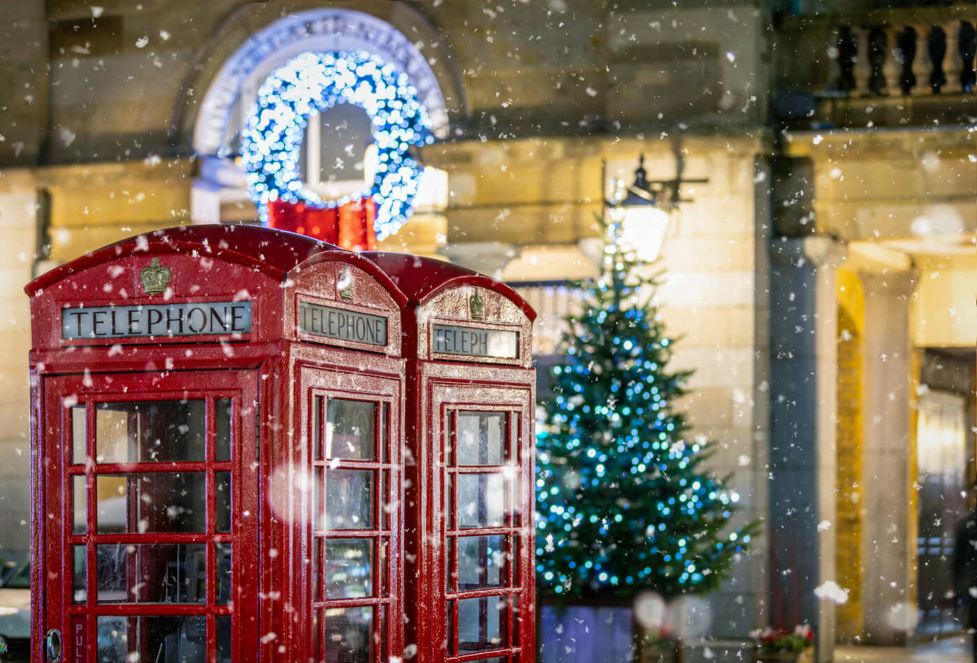 Best Christmas Towns in the UK