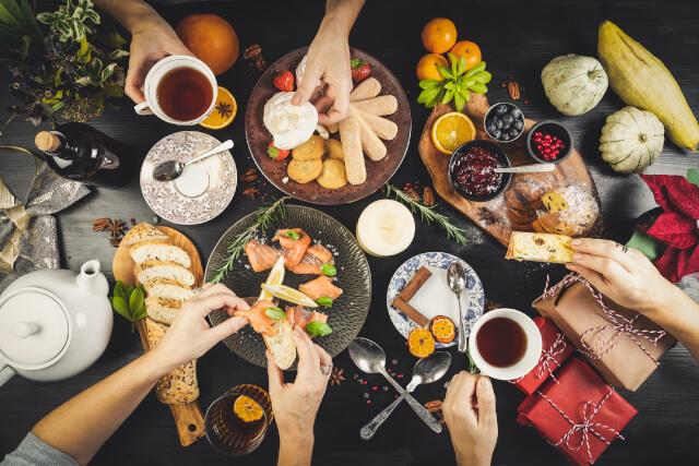 alternative Christmas dinner ideas