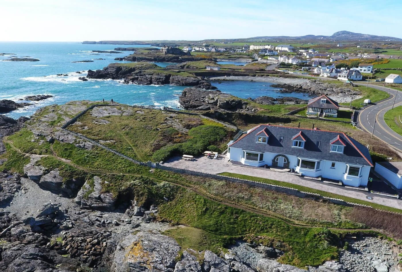 best places to stay in anglesey