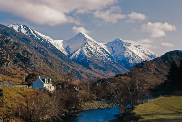 Kintail, Scotland