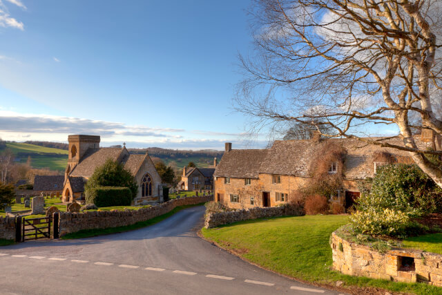 Snowshill, Cotswolds