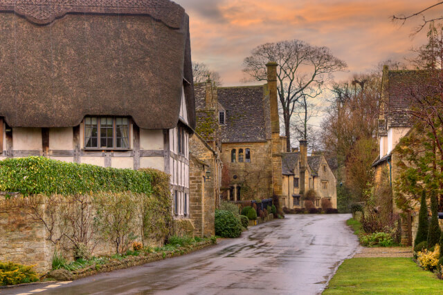 Stanton, Cotswolds
