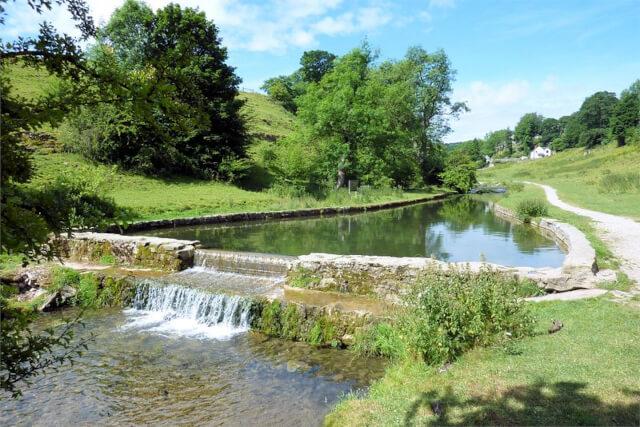 River Bradford, Youlgreave