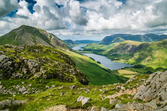 The Lake District, Cumbria