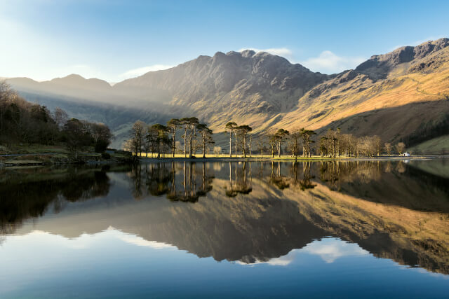 Buttermere and Rannerdale Knotts