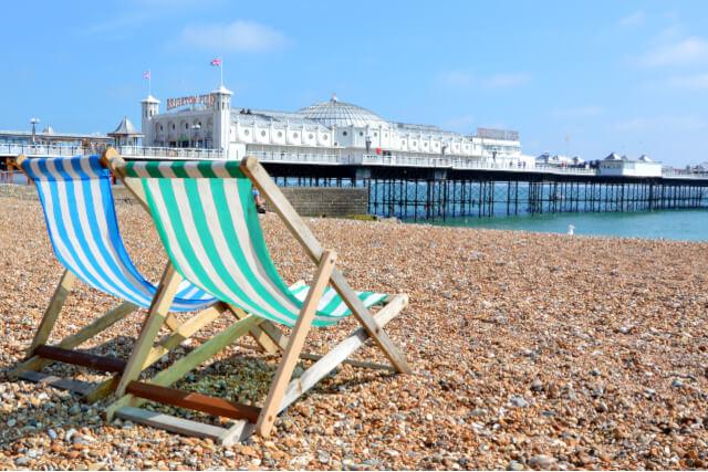 Brighton Beach & Pier