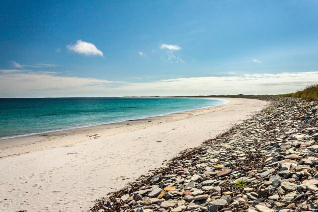 Whitemill Bay, Sanday, Orkney