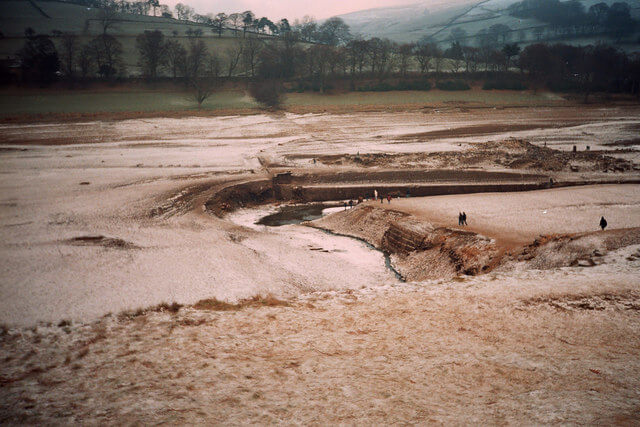Derwent village, Derbyshire