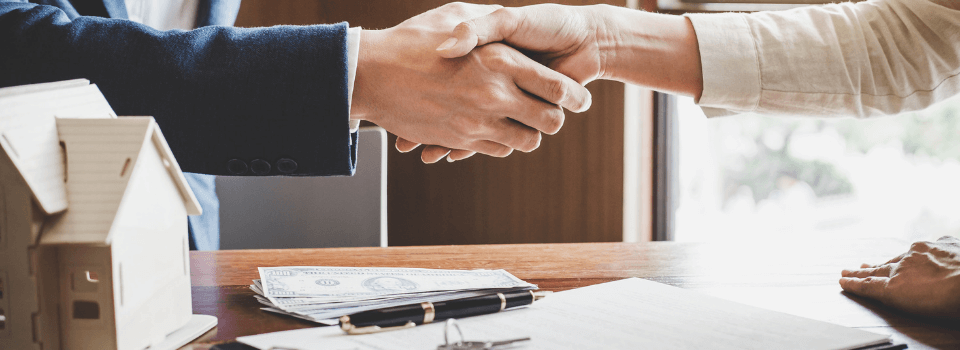 Property mortgage agreement