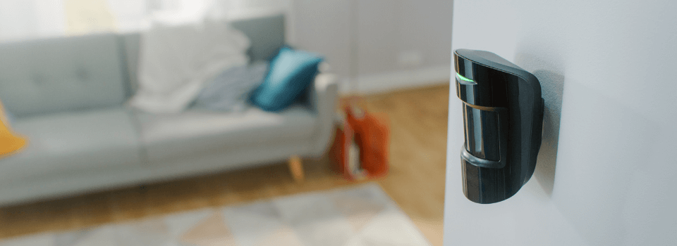 Home security sensor