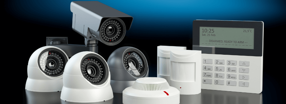 Home security remotely