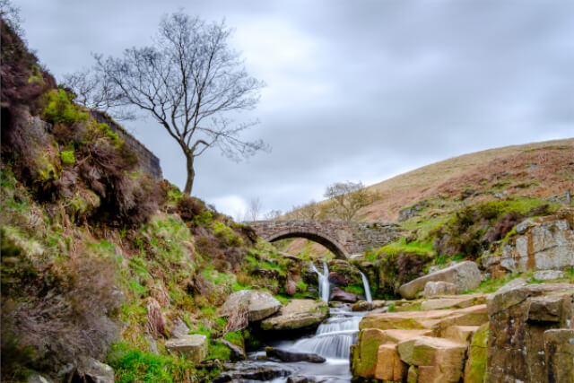 Peak District National Park family holiday