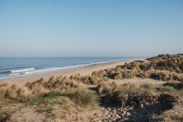 Scratby Beach