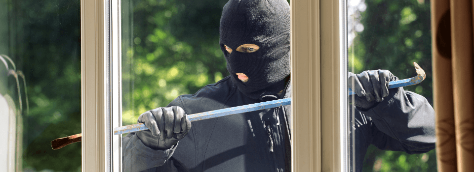 home security break in