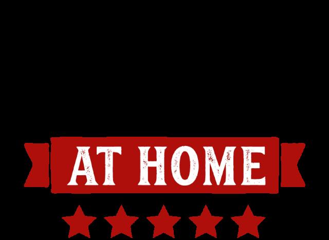 Hickory's At Home Logo