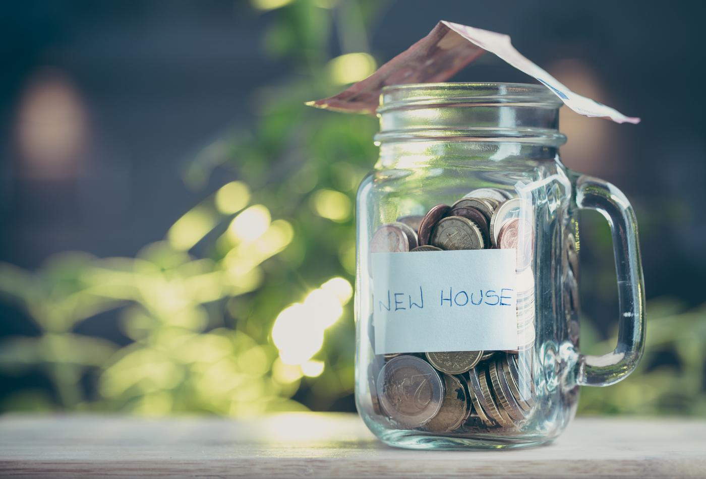 Holiday let mortgage deposit savings