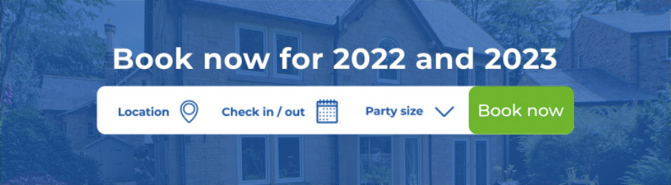 Book now for 2022 and 2023