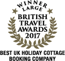 British Travel Awards Winner 2017 Nominee