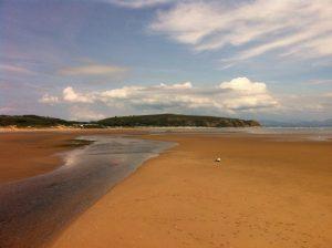 Abersoch Beach, North Wales