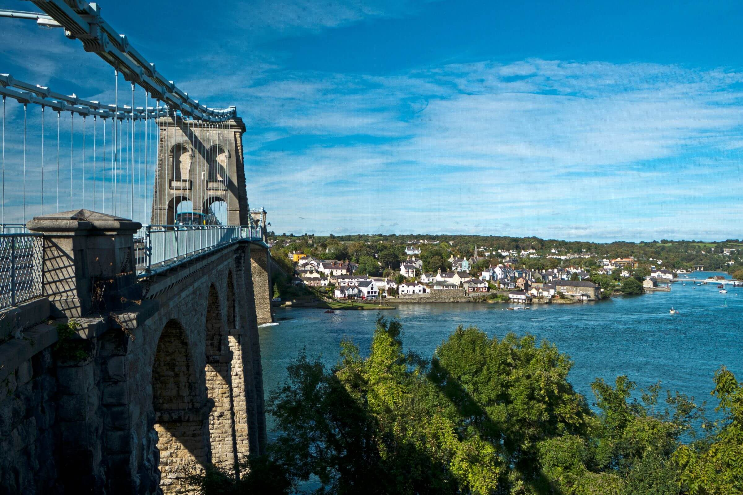 Travel Guide To Anglesey Visitor Information Sykes