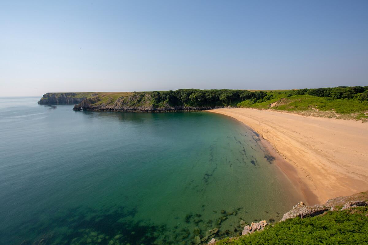 Barafundle Bay, Pembrokeshire