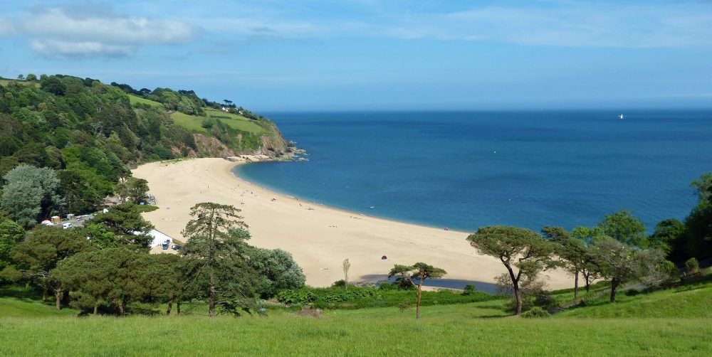 Blackpool Sands Feature