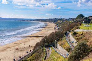 Bournemouth Beach, Dorset