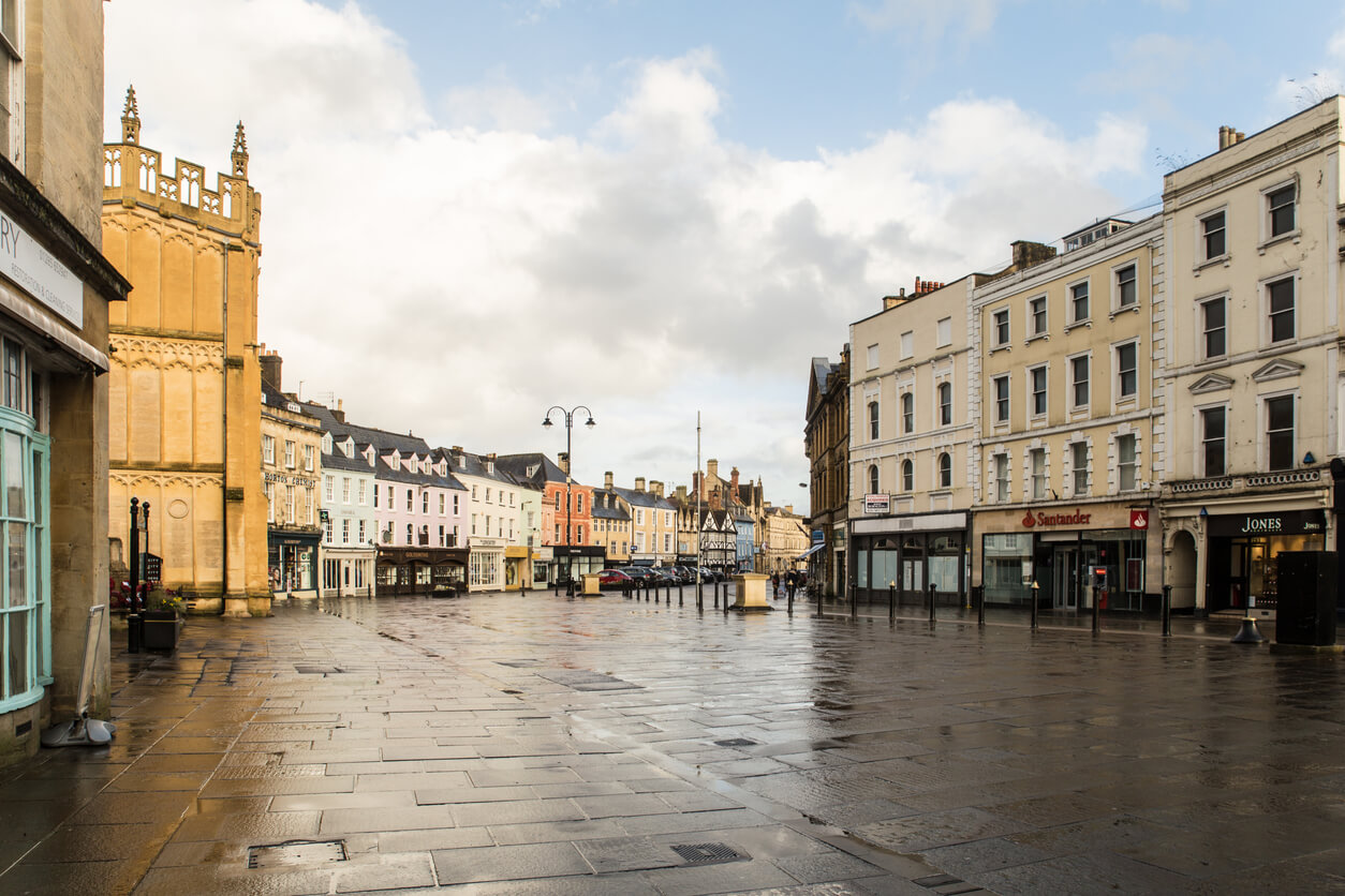 Cirencester Streets