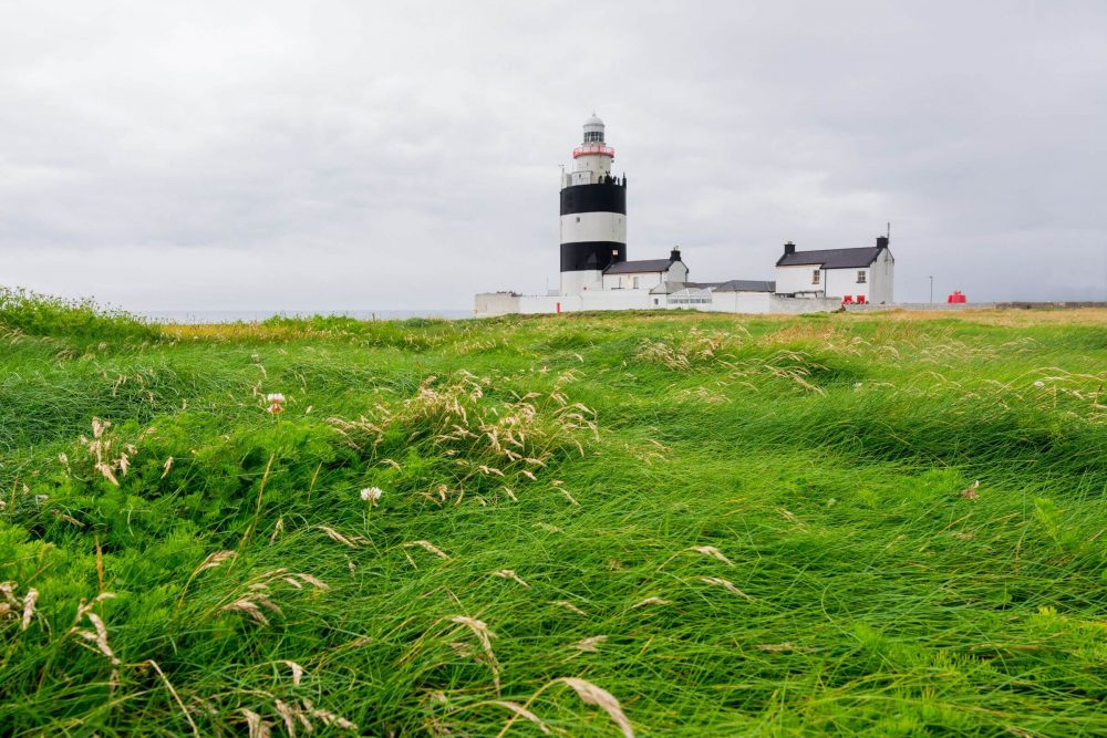 Hook Head Lighthouse in County Wexford