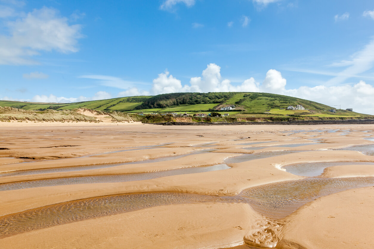 Croyde Beach Devon