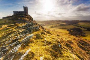 Dartmoor Countryside, Devon