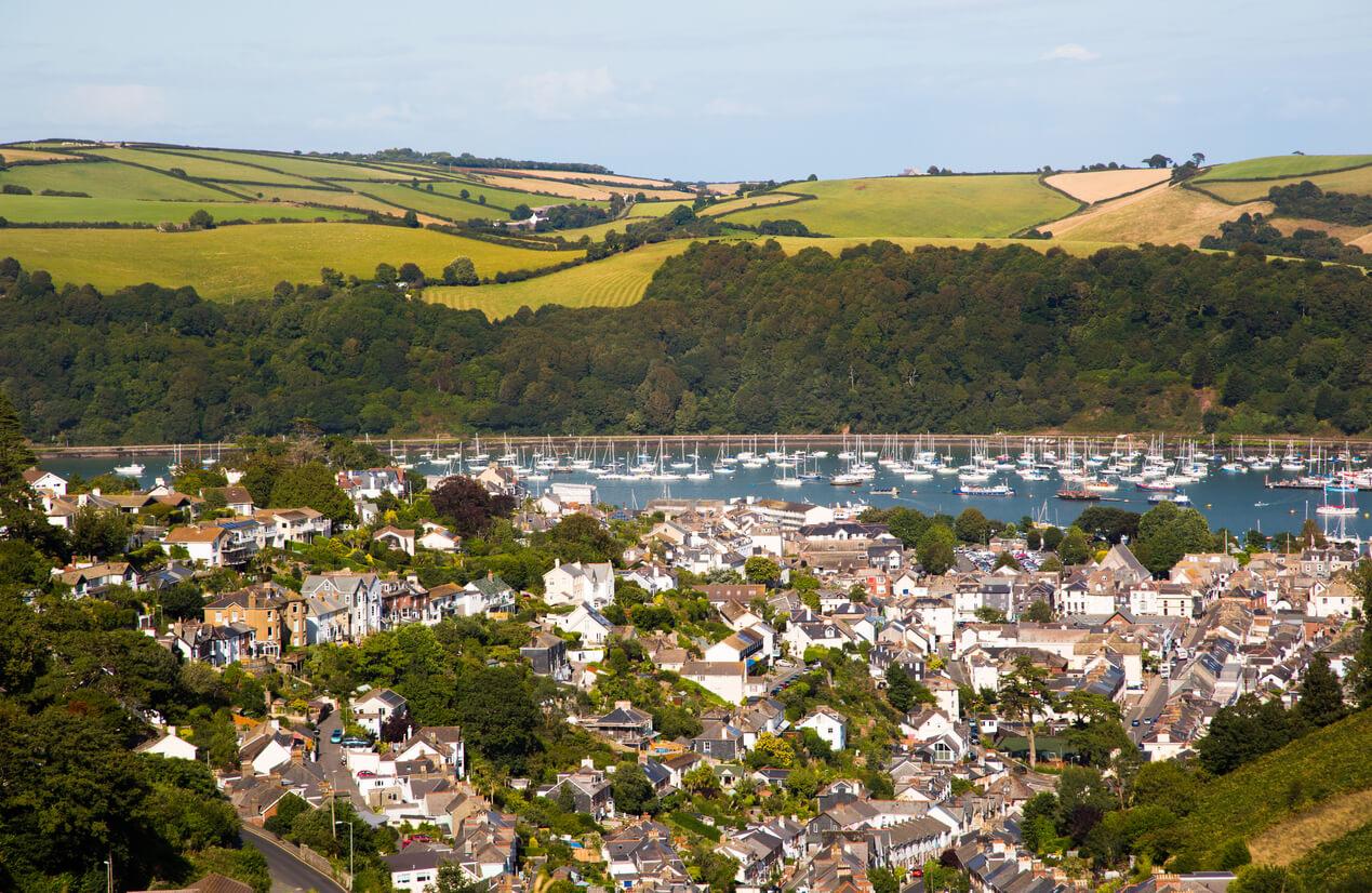 Dartmouth Scenery, Devon
