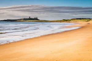 Embleton Bay and Dunstanburgh Castle