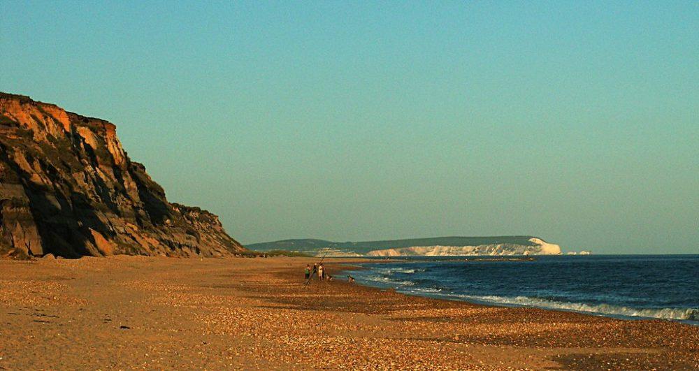 Hengistbury Head Beach Feature